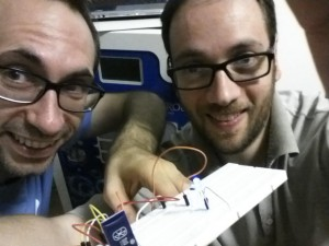 Led controllato via bluetooth con Arduino e Android