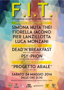 F.I.T. Evento allo Spazio On/Off
