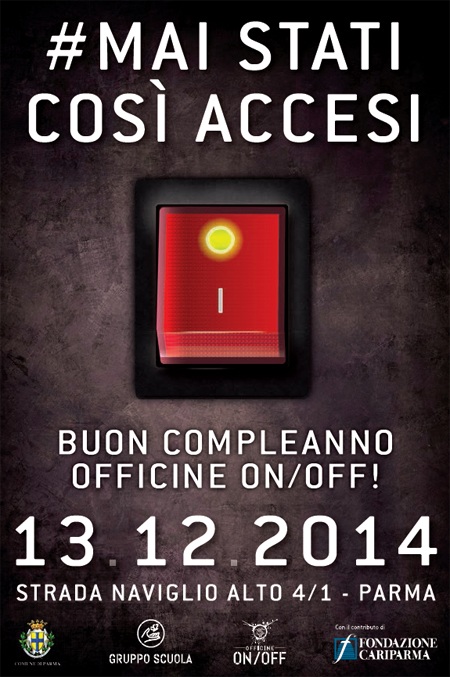 Buon compleanno ON/OFF