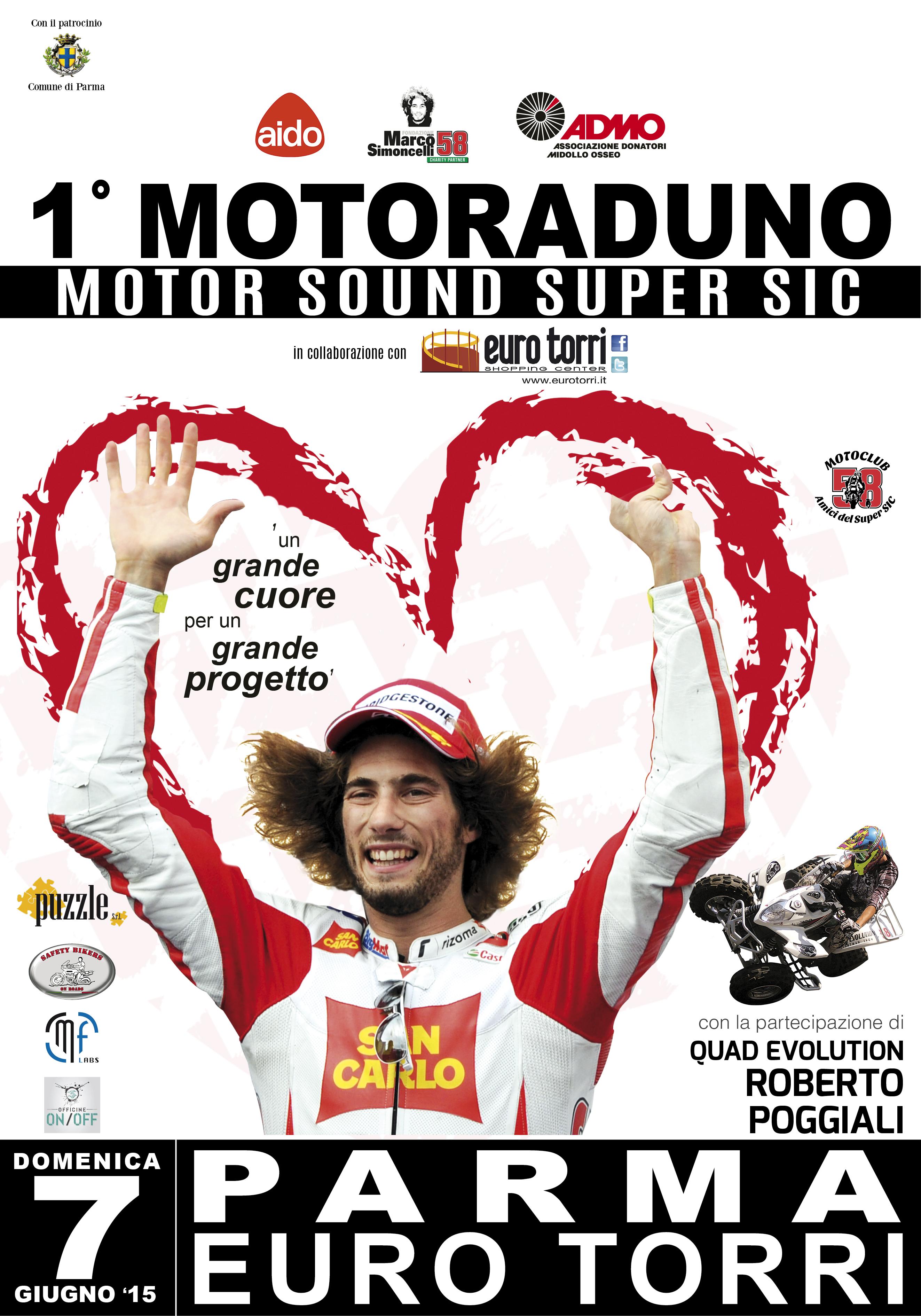 Motor sound a Parma